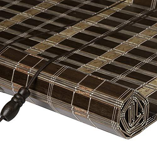Preisvergleich Produktbild XIANWEI Bamboo Roll Up Window Blind Sonnenschutz Wasserdicht Und Beschlagfrei (Color : A,  Size : 75x220cm)