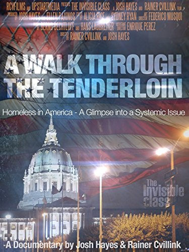 A Walk Through the Tenderloin Cover