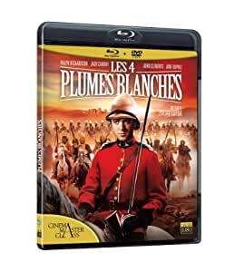 Les 4 plumes blanches [Blu-ray] [Combo Blu-ray + DVD]