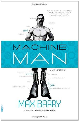 Machine Man (Vintage Contemporaries Original)