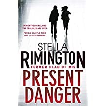 Present Danger (Liz Carlyle Book 5)