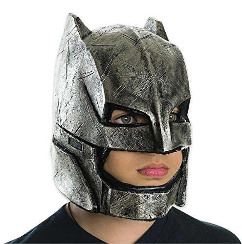 Close Up Batman vs Superman Maske Batman Armoured für Kids