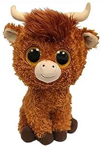 TY Beanie Boo - Angus the Highland Cow - Medium - Limited Edition