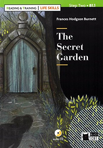 The Secret Garden: Buch + Audio-CD (Reading & training: Life Skills)