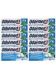 10x ODOL MED 3 Fresh Mint Kaugummi 12St Kaugummi PZN 34157