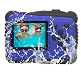 GDC5261 Waterproof Digital Camera with 4x Digital Zoom / 8MP / 1.77 Inch