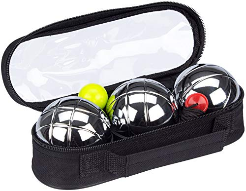 Get & go Pack 3 Boules de pétanque II striage Simple