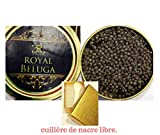 250 gr. 'Royal'Real Beluga Caviar. Entrega Express 5-10 €.