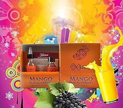 Fantasi Aroma Mango Blackcurrant Ready to Shake Nikotinfrei von Fantasi