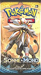 Pokemon Sonne & Mond Serie 1 - Booster Pack - Deutsch (1 Booster)
