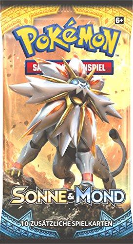 Preisvergleich Produktbild Pokemon Sonne & Mond Serie 1 - Booster Pack - Deutsch (1 Booster)