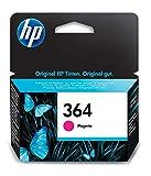 HP 364 cartouche d'encre magenta authentique pour HP DeskJet 3070A et HP Photosmart...