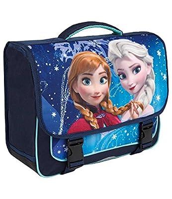 Disney Die Eiskönigin Elsa & Anna Mädchen Schultasche - blau