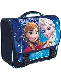 Disney La Reine des neiges Fille Cartable - bleu