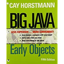 Big Java: Early Objects by Cay S. Horstmann (2013-01-04)
