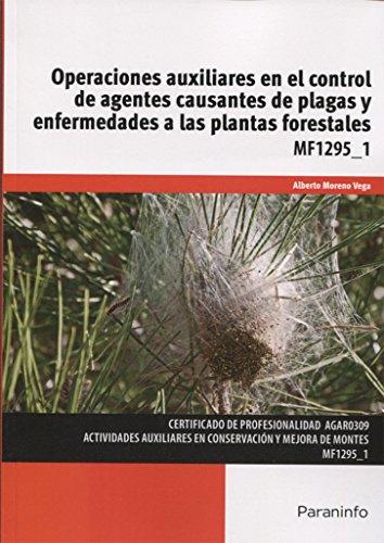 OPERACIONES AUXILIARES EN EL CONTROL DE AGENTES MF1295-1 por ALBERTO MORENO VEGA