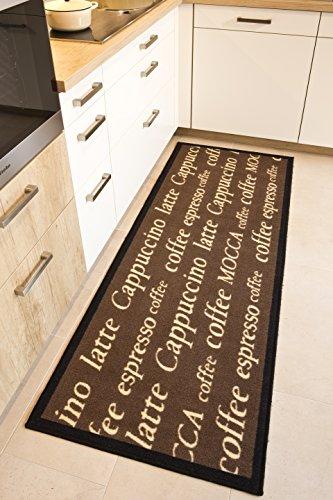 Andiamo Teppich, Mocca, 67 x 180 cm - Tuft-teppich-matte