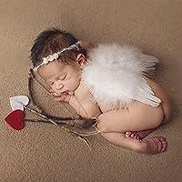 Quantité: 1 set bébé photographie costume