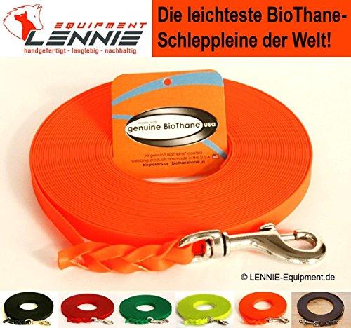 biothaner-schleppleine-fur-sehr-kleine-hunde-9-mm-ultra-thin-1-30-meter-12-m-6-farben-neon-orange-ge