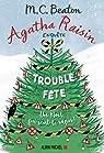 Agatha Raisin enquête, tome 21 : Trouble-fête par Beaton