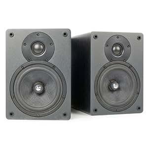 Cambridge Audio S30Noir Paire Noir Haut-parleurs