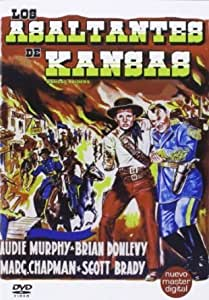 Kansas en feu / Kansas Raiders (1950) [ Origine Espagnole, Sans Langue Francaise ]