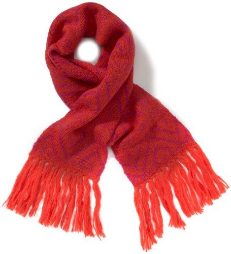 Vila - Sciarpa, donna, Rosso (Rot (SINO RED)), Taglia unica
