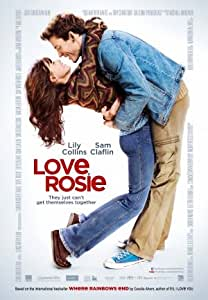 LOVE ROSIE – Sam Claflin - US Imported Movie Wall Poster Print - 30CM X 43CM Brand New