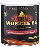 Inko X-Treme Muscle 85, Erdbeer, 1er Pack (1 x 750 g Dose)