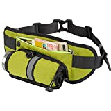 beibao shop Waist Pack Laufband Hüfttasche - Water Resistant Runners Gürteltasche mit...