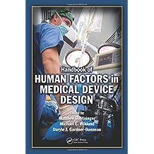 Handbook of Human Factors in Medical Device Design