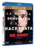 mr. robot - stagione 01 (3 blu-ray) box set