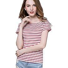 Honghu Raya Camiseta para Mujer