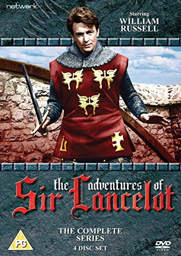 The Adventures of Sir Lancelot: The Complete Series [4 DVDs] -