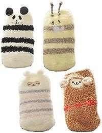 Enuo Bebé Calcetines para Antideslizantes Calcetines para Niño, Calcetín para Niños
