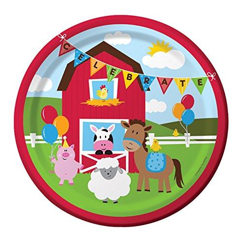 PARTY DISCOUNT NEU Teller Farm Babys, Ø 23 -