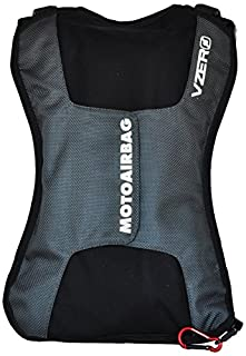 Motoairbag Backpack Vzero, Metal Grey, One-Size (B076RV82GS) | Amazon Products