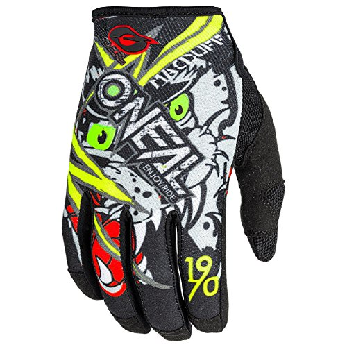 O'Neal Mayhem Macduff MX Handschuhe Motocross DH Downhill Enduro Offroad Mountain Bike, 0385, Farbe Multi, Größe XL (Off-road-mountain-bike)