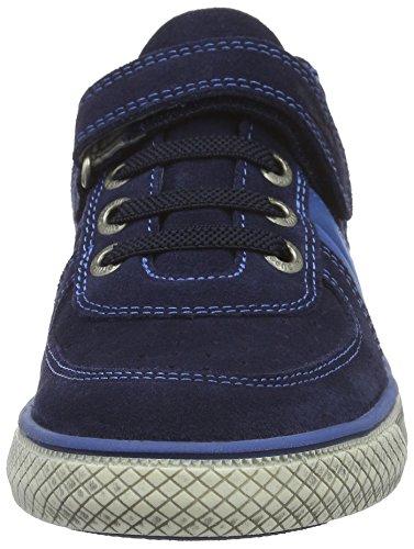 Superfit Luke, Sneakers basses garçon Blau (ocean Kombi)