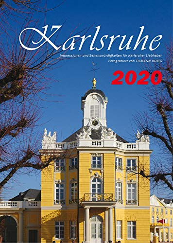 Kalender Fotos Karlsruhe 2020 (Wandkalender A4)