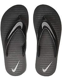 Nike Men's Chroma Thong 5 Black Slippers (833808-016)