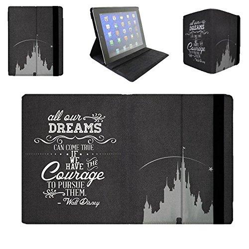 queen-of-cases-folio-case-for-apple-ipad-mini-2-3-flip-cover-black-dreams-can-come-true-walt-disney-