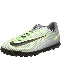Nike Jr Mercurialx Vortex Iii Tf, Botas de Fútbol Unisex Adulto