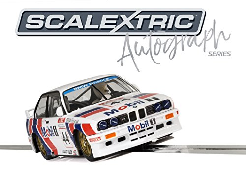 Scalextric C3782AE Autograph Series BMW E30 M3 - Steve