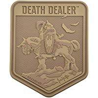 Hazard 4 Rubber Patch DEATH DEALER Coyote, Coyote preisvergleich bei billige-tabletten.eu