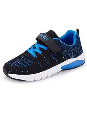 [Patrocinado]Unisex-niños Zapatillas de Running Zapatos Para Correr Niños Niñas Zapatilla de Deporte de Moda