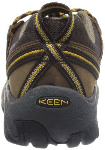 Keen - Scarpe da camminata, uomo, colore: Marrone Marrone (marrone)