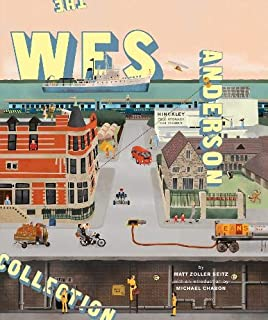The Wes Anderson Collection (081099741X) | Amazon price tracker / tracking, Amazon price history charts, Amazon price watches, Amazon price drop alerts
