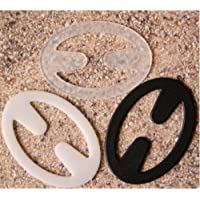 SET OF 3 OVAL bra clip cleavage racer back strap creator