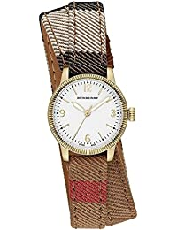 Burberry The Utilitarios Ladies Watch), color dorado